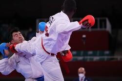 سجاد گنج زاده - کاراته