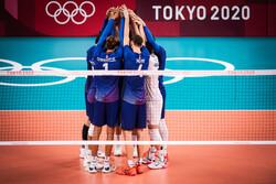 تاریخ سازی والیبال فرانسه در المپیک/ «خروسها» طلایی شدند