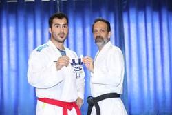 شهرام هروی: خدا می خواست که کاراته طلایی شود