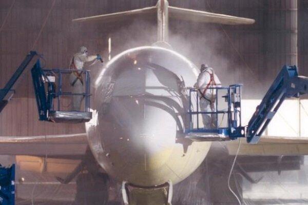 هزینه نقاشی هواپیما چقدر است؟