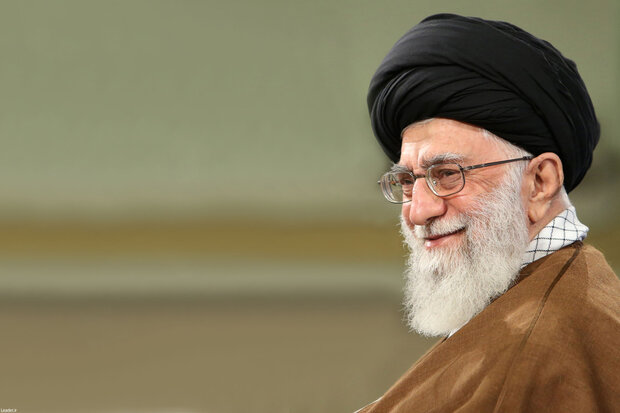 رہبر معظم انقلاب اسلامی  کا اولمپک مقابلوں میں تمغے جیتنے والے کھلاڑیوں کا شکریہ