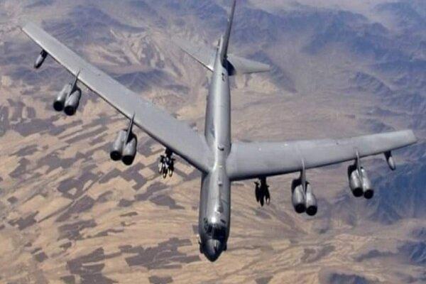 قاذفات أميركية تستهدف طالبان
