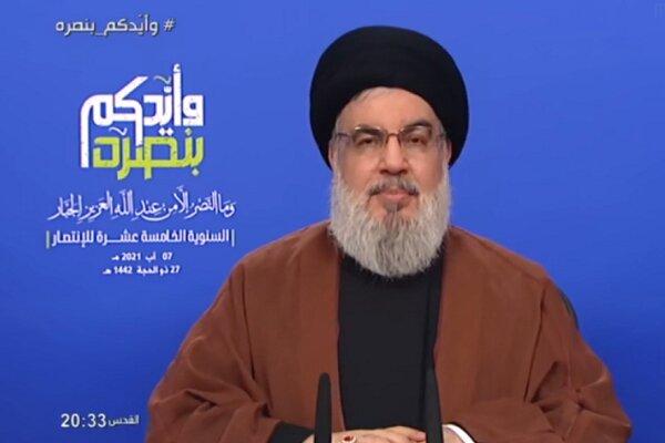 Hasan Nasrullah, Lübnan'ın güneyindeki gelişmeleri değerlendirdi