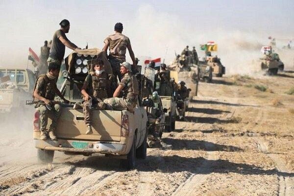 آغاز عملیات «ثأر الابطال» حشد شعبی عراق در الانبار