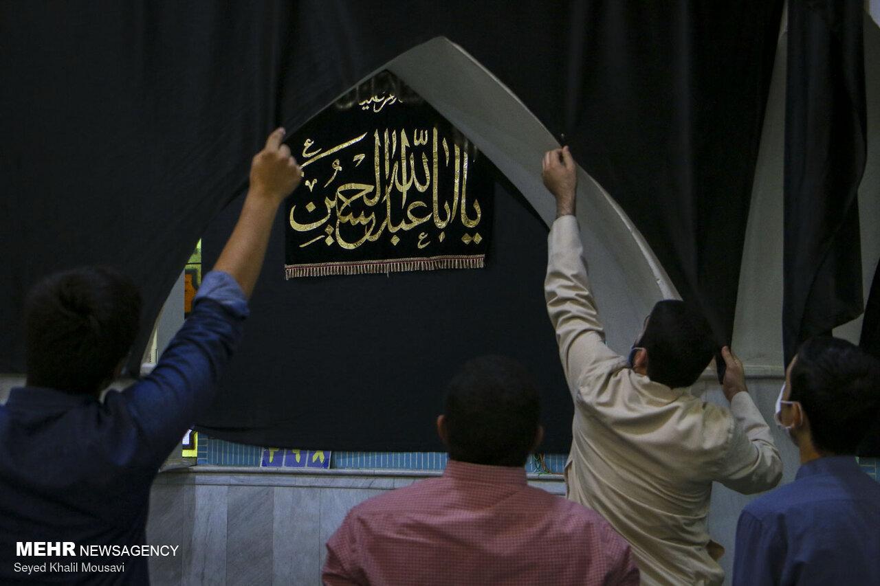 دهه اول محرم در استان بوشهر هیئت کجا برویم؟
