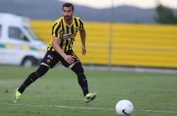 مصدومیت کاپیتان تیم ملی فوتبال ایران در یونان