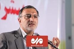 علی رضا زاکانی 18 ووٹوں سے تہران کے ميئر منتخب