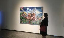 Exhibition of Iranian art underway in China