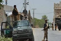 پاکستان کے صوبہ بلوچستان میں 3 دہشت گرد اور ایک سکیورٹی اہلکار ہلاک