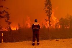 تخلیه کامل ۲ روستا در پی افزایش آتش سوزی جنگل های سیبری