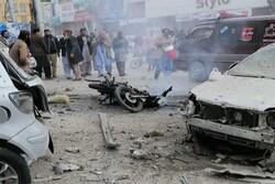 ۱۲ کشته و زخمی در پی وقوع انفجار در شهر کویته پاکستان