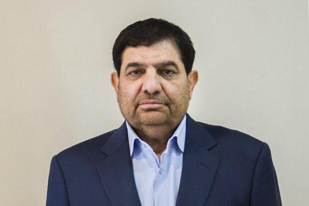 ایرانی صدر سید ابراہیم رئیسی نے محمد مخبر کو نائب صدر مقرر کردیا