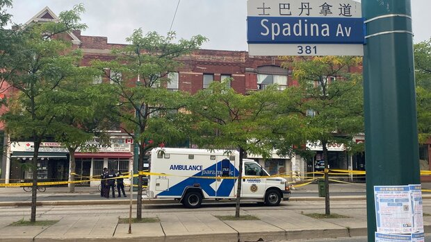 2 dead, 2 others critical after shooting in Toronto