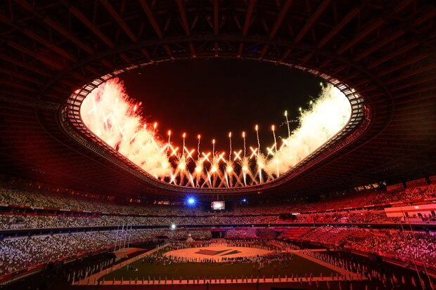 مشعل المپیک سی و دوم خاموش شد/ نفس راحت ژاپنیها از دست مهمانان!