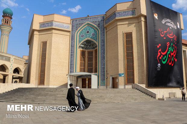 Tabriz at threshold of mourning month of Muharram