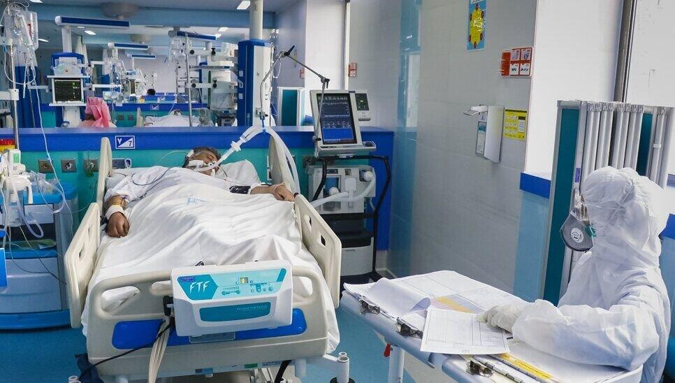 ۳۹۹ بیمار مبتلا به کرونا در مراکز درمانی زنجان بستری هستند