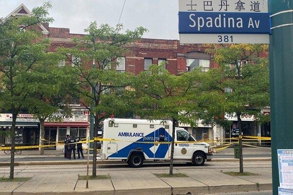 حداقل ۲ کشته در تیراندازی مرگبار در شهر تورنتو