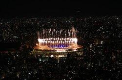 مراسم اختتامیه المپیک توکیو