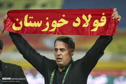 سعید آذری از مدیرعاملی باشگاه فولاد خوزستان کنارهگیری کرد