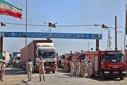 نبأ التوقف الكامل للتجارة مع افغانستان مجرد اشاعة ولا صحة له
