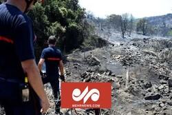 VIDEO: Greece fires create 'apocalyptic' scenes