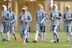 Iran women football