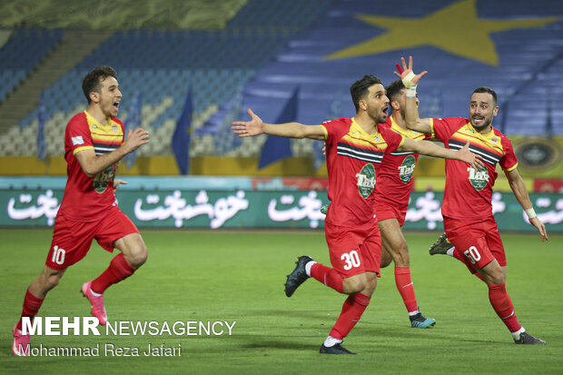 Foolad make history by winning first Hazfi Cup