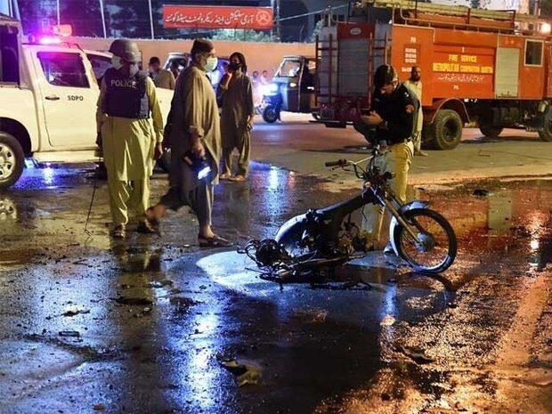کوئٹہ میں دہشت گردوں کے بم دھماکے میں 2 پولیس اہلکار ہلاک
