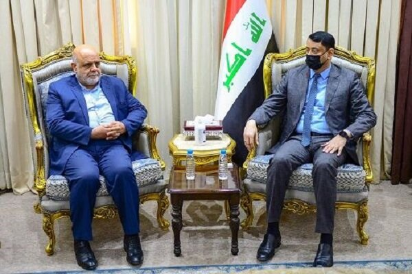 Envoy calls for completing connecting Iranian railway to Iraq