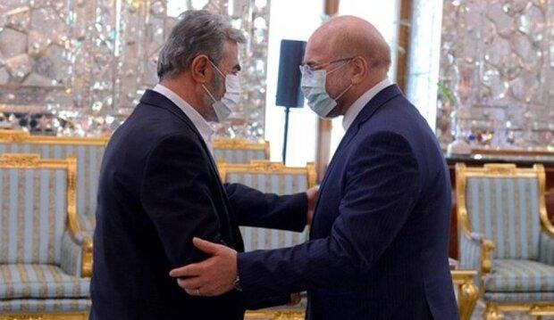 ايران مستمرة في دعمها للشعب الفلسطيني حتى تحرير القدس الشريف