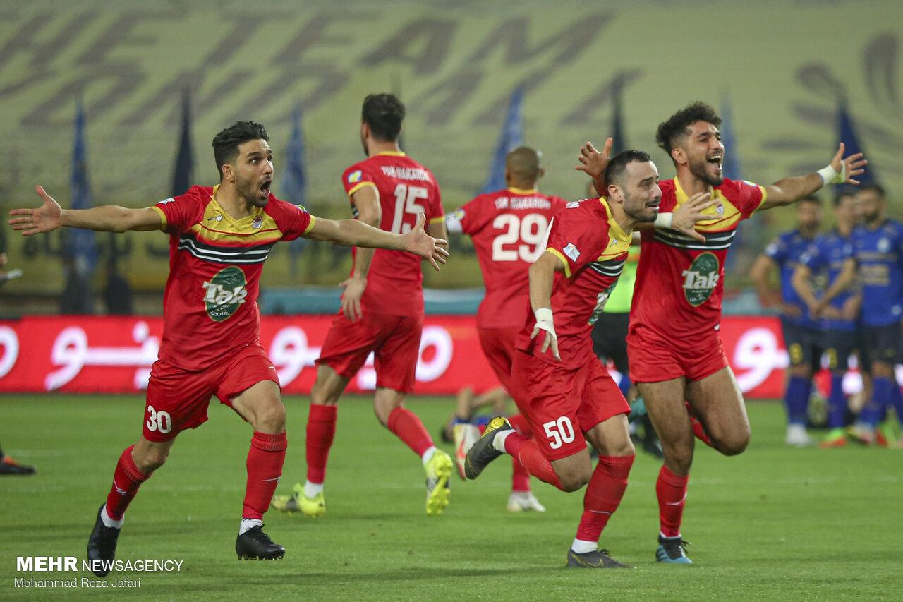 اعضای کادر فنی تیم فوتبال فولاد خوزستان معرفی شدند