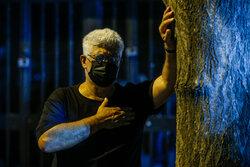 مساجد و بقاع متبرکه استان سمنان سیاه پوش شدند