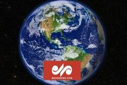 تصاویری دیدنی از سیاره زمین