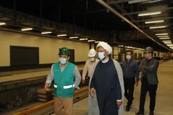 لزوم افزایش تعداد قطارها و واگنهای متروی کرج
