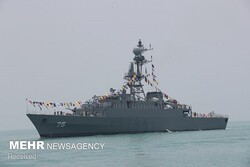 Homegrown 'Dena' destroyer ready for naval missions