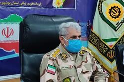 میزان کشفیات کالای قاچاق در استان بوشهر ۸ برابر شد