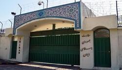 السفارة الايرانية في باكستان ترد على الاتهامات الصهيونية