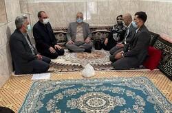 سرکشی و حمایت از خانواده زندانیان البرز