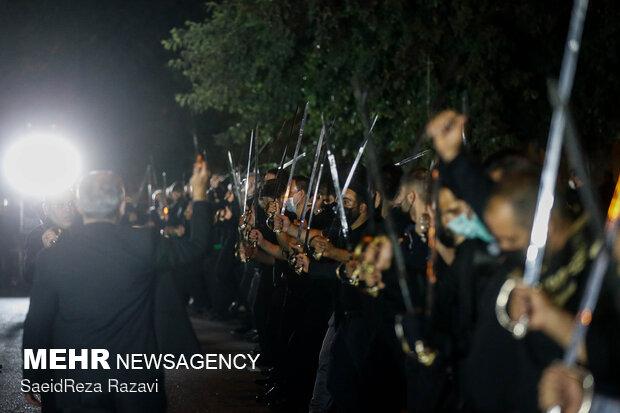 1st day of Muharram in Tehran