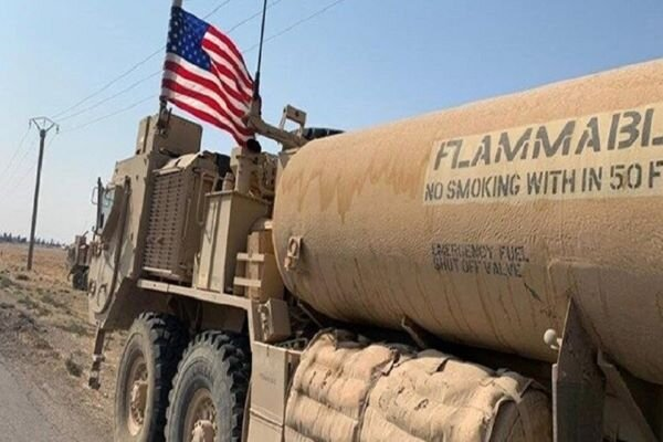 US forces continue to loot Syrian oil: report