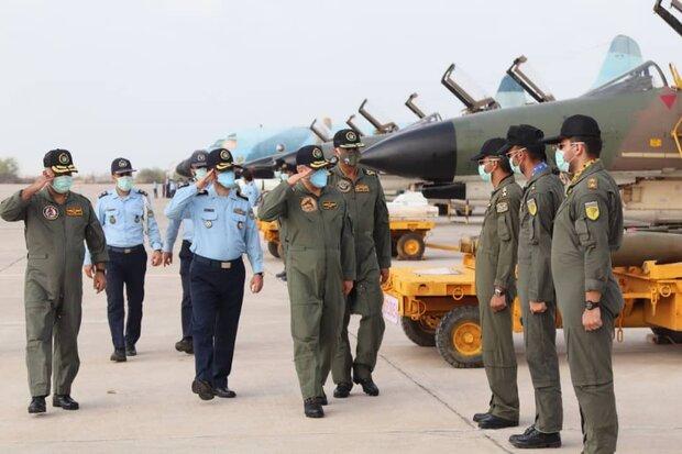 'IRIAF ready to defend Iran comprehensively': cmdr.