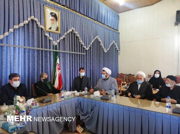 ارائه دستورالعمل جامع ماه محرم مطالبه اصلی عزاداران حسینی اردبیل
