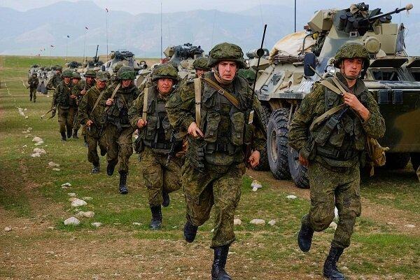 Russia, Tajikistan, Uzbekistan hold drills near Afghan border