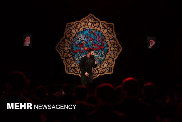 دانلود مداحی محمد رضا و حسین طاهری در شب دوم محرم ۱۴۰۰