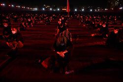 2nd night of mourning month of Muharram observed in Tehran