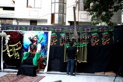 آمادگی ۱۲۰ میدان شاخص و ۹۰۰ ساختمان شهرداری برای عزاداری محرم