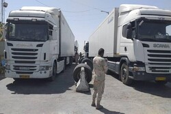 Iran, Afghanistan trade back to normal: IRICA