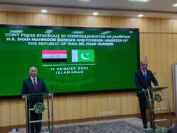 Iran, Saudi Arabia negotiating in Baghdad: Iraqi FM