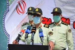 ۱۱۰ میلیارد ریال کالای قاچاق در غرب استان تهران کشف شد
