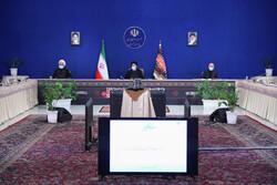 تشکیل جلسه شورای عالی هماهنگی اقتصادی با حضور سران قوا / تأکید رئیسی بر تأمین به موقع کالاهای اساسی